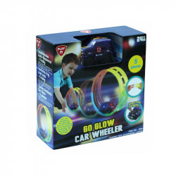 PlayGo Go Glow Car Wheeler 5 PCS