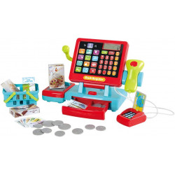 PlayGo Touch & Shop Grocery Checkout B/O - 37 PCS