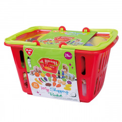 PlayGo My Shopping Basket - 32 PCS