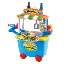 PlayGo Gourmet Dough Cafe Cart