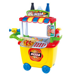 PlayGo Gourmet Pizza Cart