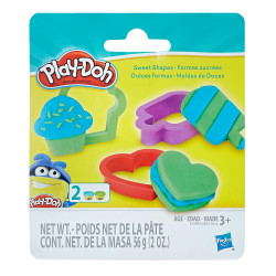 Play Doh Sweet Shapes Set