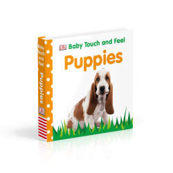 Baby Touch and Feel: Puppies, Board book | 14 pages