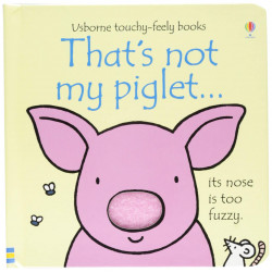 That's Not My Piglet, Board Book | 10 pages