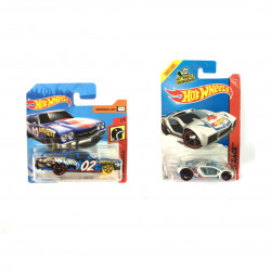 Hot Wheels - A Basic Car, Assortment