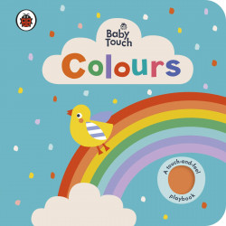Ladybird Baby Touch: Colours Board book, 10 pages