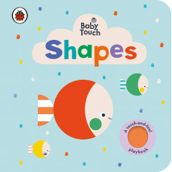 Ladybird Baby Touch: Shapes Board book