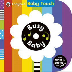 Ladybird Baby Touch: Busy Baby book and audio CD