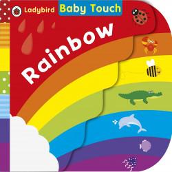 Ladybird Baby Touch: Rainbow Board Book