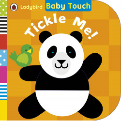Ladybird Baby Touch: Tickle Me! Board Book, 12 pages