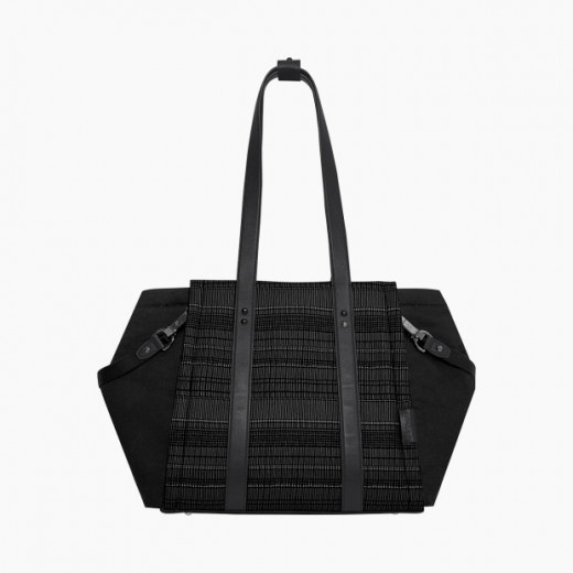 Skip Hop Highline Diaper Tote Black