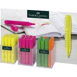 Faber-Castell  Highlighter grip set of 3 cups