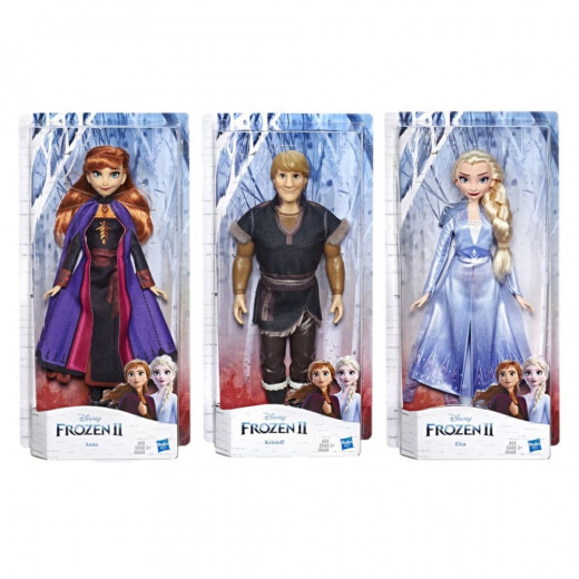 Disney - Frozen II Fashion Doll - Styles May Vary, Assortment