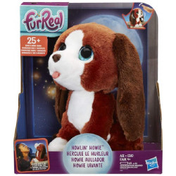 Fur Real Howlin 'Howie Interactive plush toy for pets