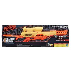 Wolf LR-1 Nerf Alpha Strike Toy Blaster