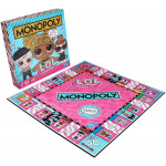 Monopoly Game: L.O.L. SURPRISE! Edition Board Game For Kids