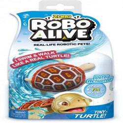 Zuru Robo Alive Boys Turtle PDQ , Assorted