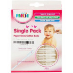 Farlin PE-PA Plate Offer - Buy One and get Farlin Cotton Buds 50 pcs & Farlin Training Toothbrush Stage 3 For FREE
