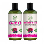 Petal Fresh Hair Care Package, Shampoo & Conditioner, Pomegranate & Acai, 475 ml