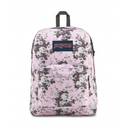 Jansport Superbreak - Pink Antique Floral
