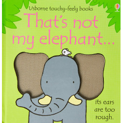 That's Not My Elephant, Format Board book | 10 pages
