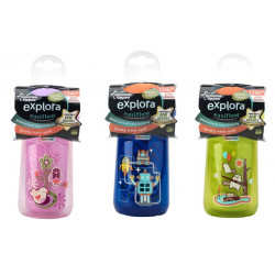 Tommee Tippee Explora Active Sipper 24m+, Assorted