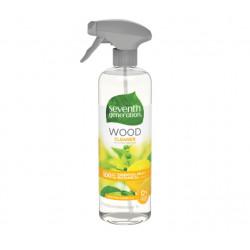 Seventh Generation Lemon Garden Wood Cleaner, 680 ml