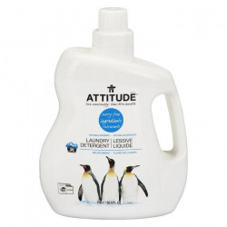 ATTITUDE Laundry Detergent Wildflowers Liquid 1.8L