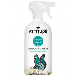 ATTITUDE Window & Mirror Citruse 800ml