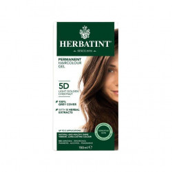 Herbatint Hair Colour Gel 5D Light Golden Chestnut 150 ml