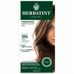 Herbatint Permanent Haircolour Gel 5N Light Chestnut 150ml