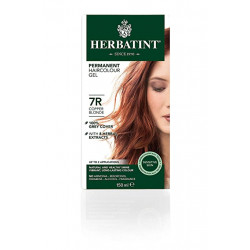 Herbatint 7R Copper Blonde Permanent Herbal Hair Colour Gel 150 ml