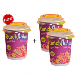 Quickflakes Colored Rings, Buy 2 & Get 1 FREE