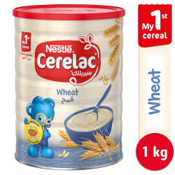 Cerelac Wheat Stage1 1kg