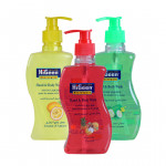 Higeen Hand & Body Wash X3 Packs, 500 ml, Assortment Colors