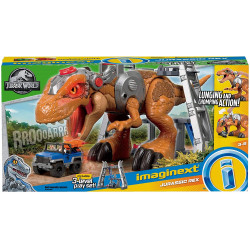 Fisher-Price Imaginext Jurassic World T. Rex Dinosaur Playset