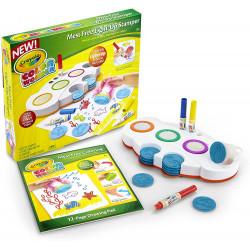 Crayola Stamper Light Up Crayola Color Wonder