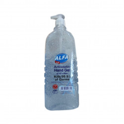 Alfa Antiseptic Hand Gel, 1000 ml
