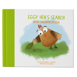 Blooming Books, Eggy Hen's Search with Onomatopoeia