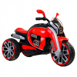 Electric Motorcycle Toy For Children, Red