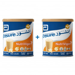 Ensure Nutrivigor 400 g - Vanilla ( 2 Tins Free Delivery Offer)