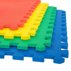Eva Interlocking Foam Floor Mat