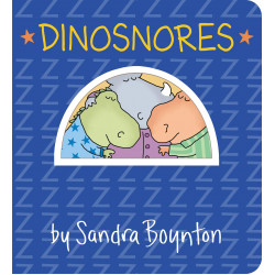Dinosnores, Board book | 24 pages