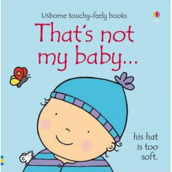 That's Not My Baby (Boy), Board book   10 pages