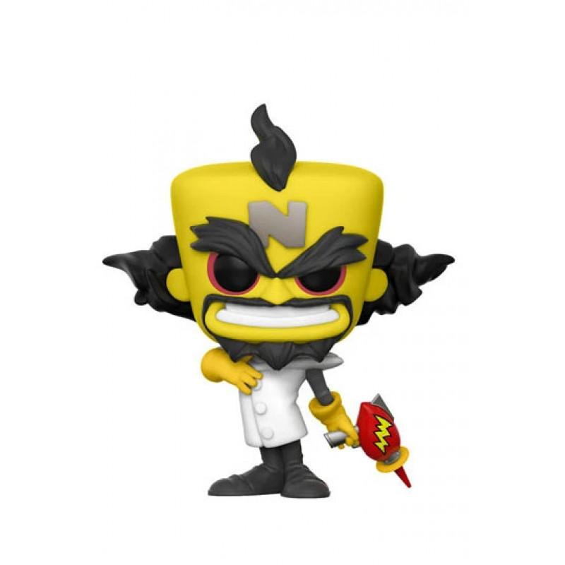 Crash Bandicoot-Neo Cortex Collectible Figure Funko Pop Games