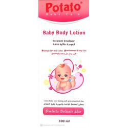 Potato Baby Body Lotion