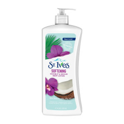 St. Ives Softening Body Lotion Coconut & Orchid Extract, 621 ml