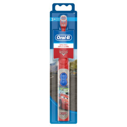 Oral-B Stages Power Kids Disney Cars Battery Toothbrush With Timer App
