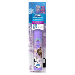 Oral-B Stages Advanced Power Disney Frozen- Olaf Kids Childrens 3+ Battery Toothbrush