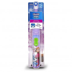 Oral-B Stages Power Kids Disney Princess Frozen Battery Toothbrush With Timer App